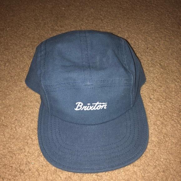 afa23377b40 Brixton Other - Blue Brixton Strapback